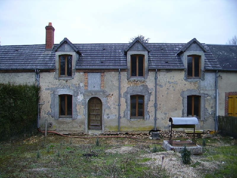 Sale house / villa La chapelotte 40 000€ - Picture 1