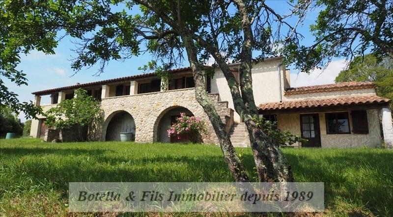 Venta  casa Barjac 266000€ - Fotografía 1