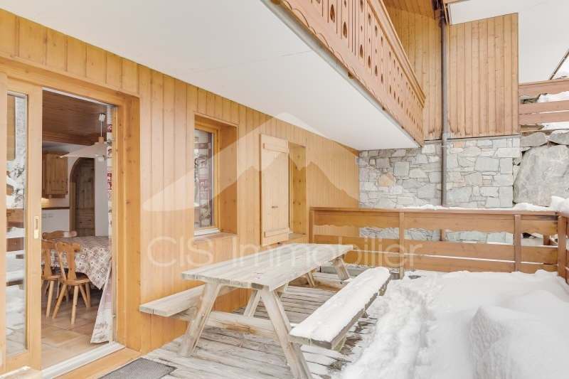 Deluxe sale apartment Meribel 580 000€ - Picture 9