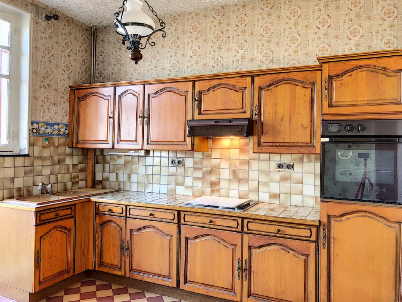 Vente maison / villa Desertines 104000€ - Photo 5