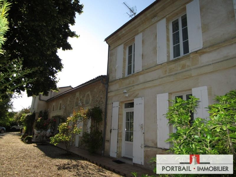 Vente maison / villa Blaye 298 000€ - Photo 1