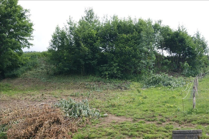 Vente terrain Mont saxonnex 96 000€ - Photo 1