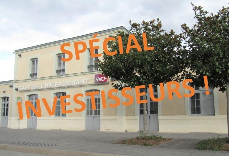 Vente maison / villa Chateaubriant 137000€ - Photo 1