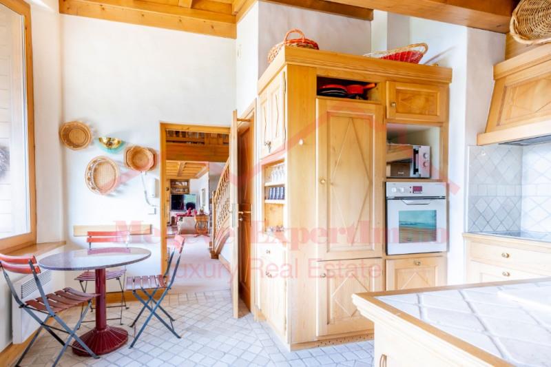 Vente de prestige appartement Megève 3900000€ - Photo 8