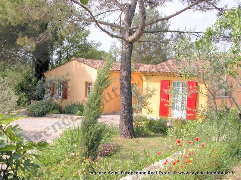 Deluxe sale house / villa Le canton de fayence 875000€ - Picture 14