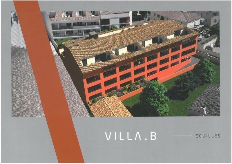 Venta  apartamento Eguilles 470500€ - Fotografía 1