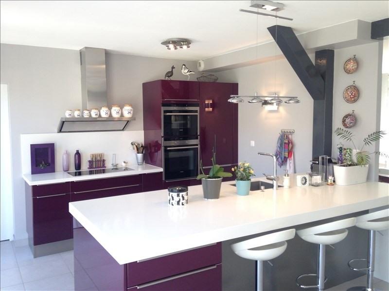 Vente maison / villa Nanteuil les meaux 442000€ - Photo 3