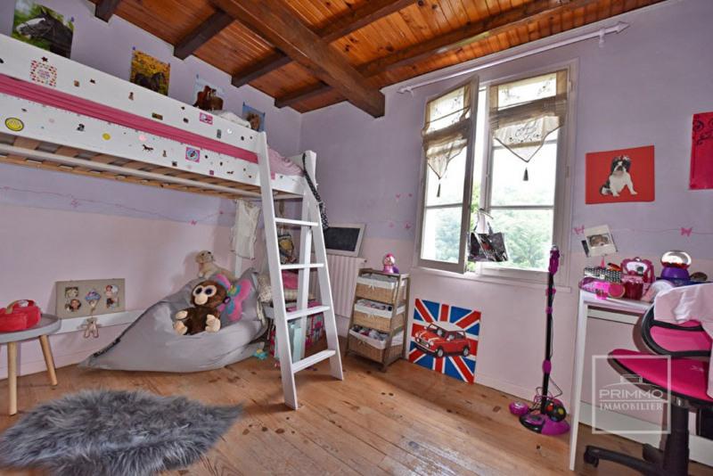 Sale house / villa Saint cyr au mont d'or 645000€ - Picture 12