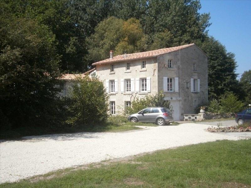Location appartement St maixent l ecole 290€ CC - Photo 1