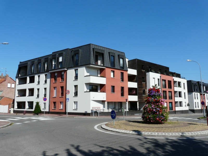 Rental apartment St omer 434€ CC - Picture 1