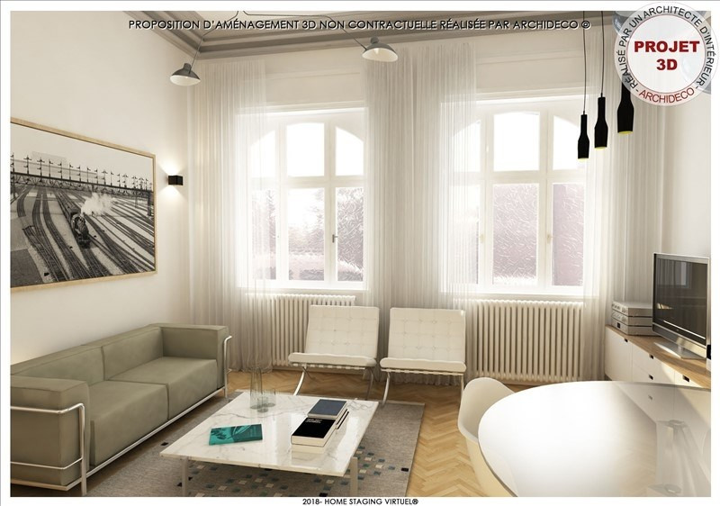 Sale apartment Thionville 359 000€ - Picture 3