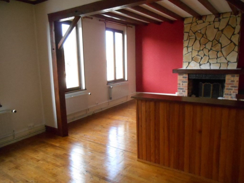 Rental apartment Saint quentin 490€ CC - Picture 2