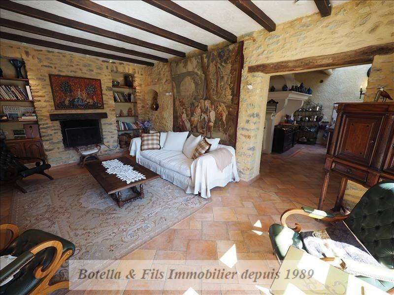 Verkoop van prestige  huis Uzes 745000€ - Foto 7