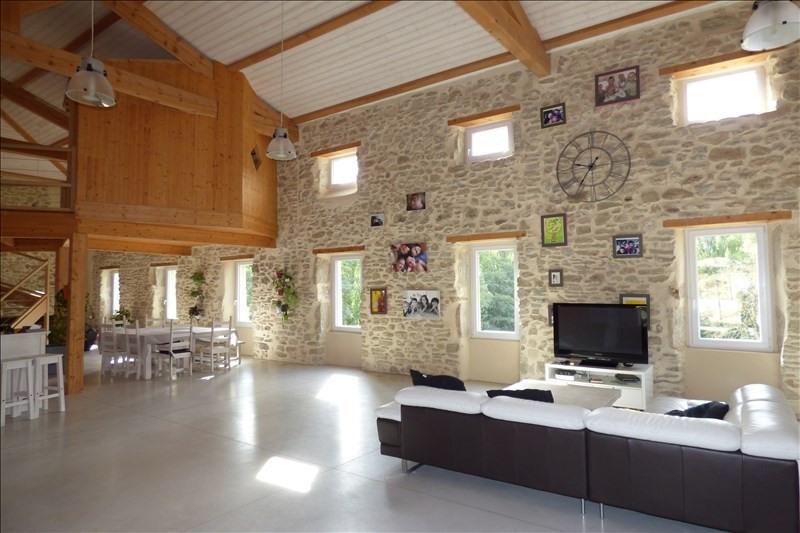 Vente de prestige maison / villa Divajeu 625000€ - Photo 3