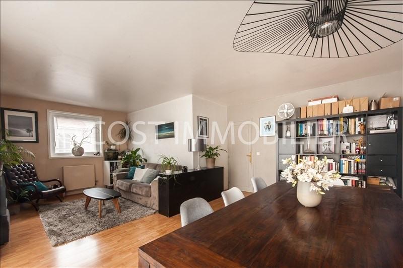 Vendita appartamento Bois colombes 339500€ - Fotografia 1