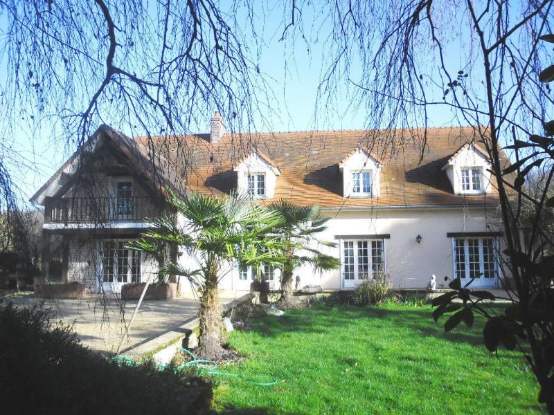 Vente maison / villa Verneuil d'avre et d'iton 305000€ - Photo 1