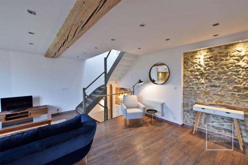 Vente maison / villa Saint didier au mont d or 480000€ - Photo 4