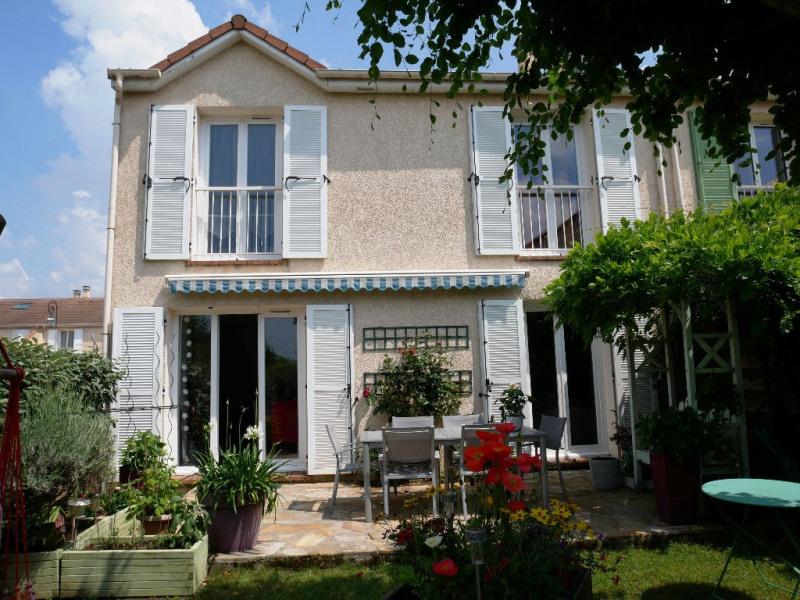 Sale house / villa Carrieres sous poissy 415000€ - Picture 1
