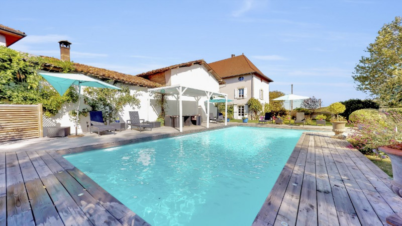 Vente de prestige maison / villa Lyon 8ème 603000€ - Photo 3