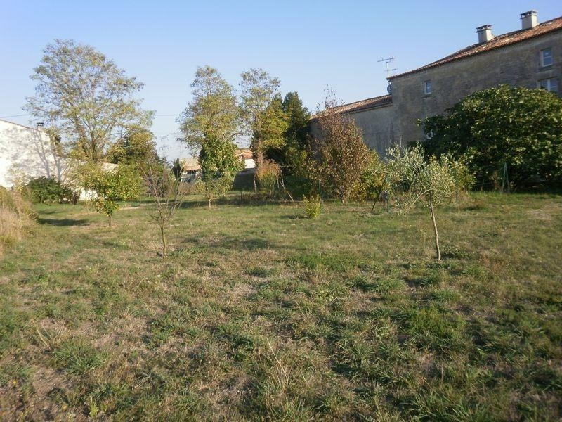 Sale site Prisse la charriere 28 000€ - Picture 1