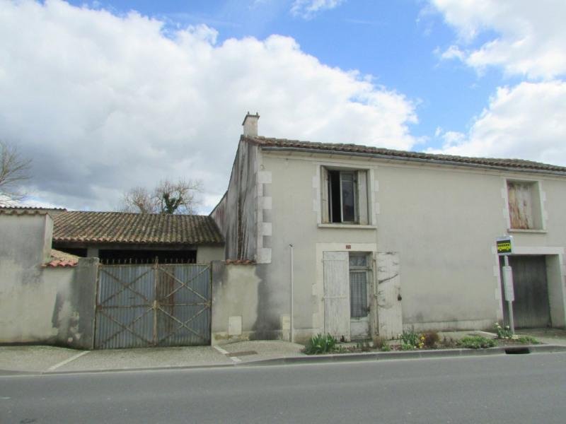 Vente maison / villa Villejesus 23000€ - Photo 1