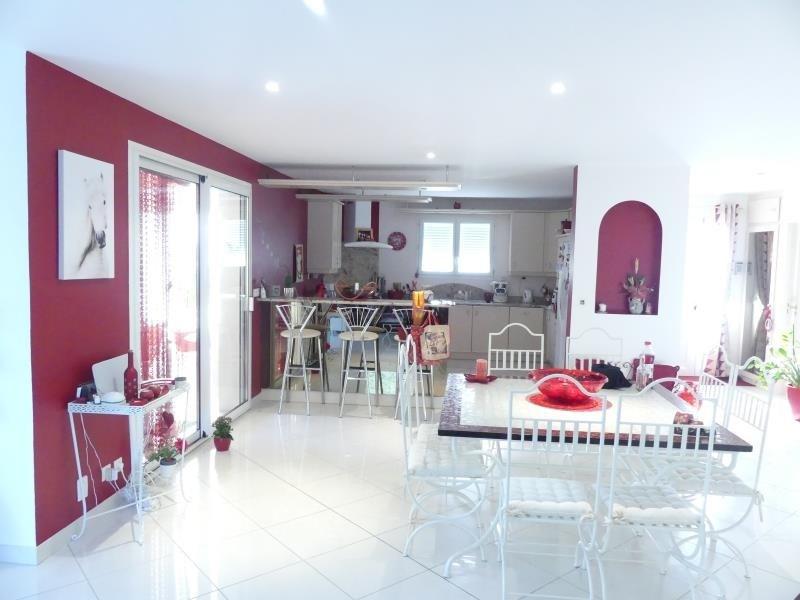 Sale house / villa Frontonas 519900€ - Picture 3