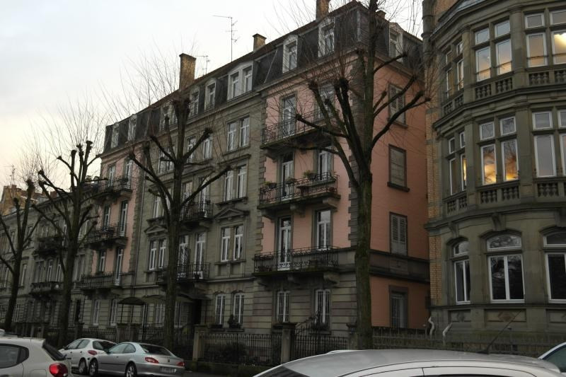 Rental apartment Strasbourg 2120€ CC - Picture 2