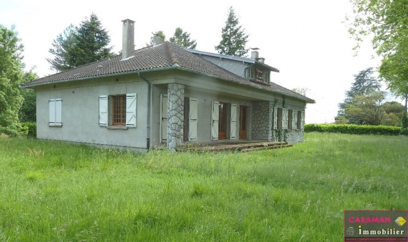 Vente maison / villa Caraman  centre 285 000€ - Photo 8