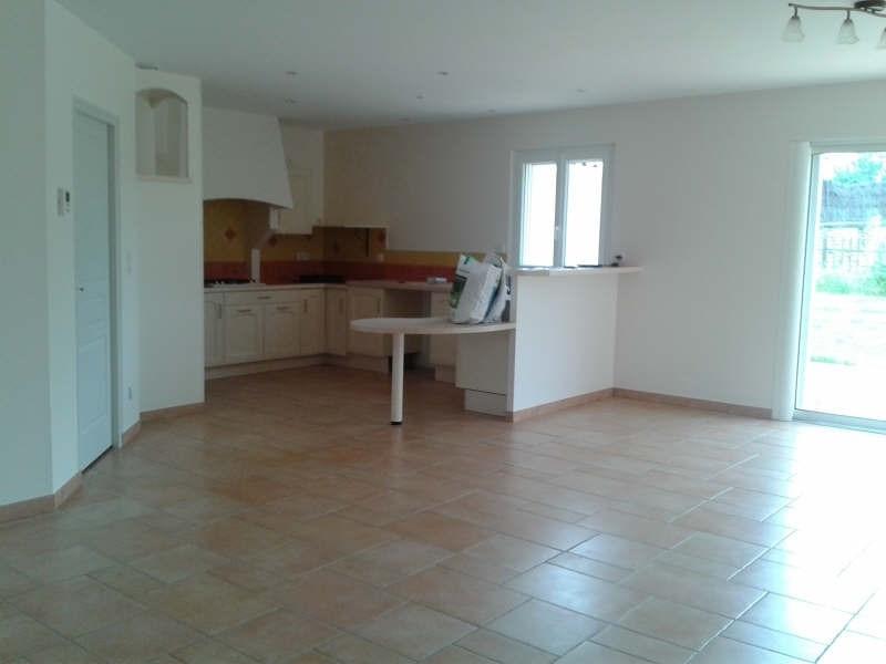 Location maison / villa St martin de bernegoue 729€ CC - Photo 4