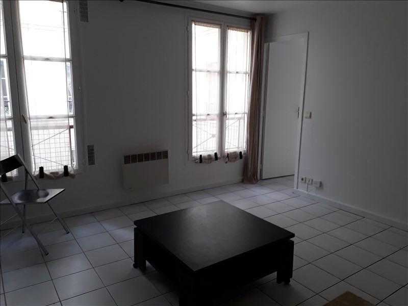 Rental apartment Paris 2ème 960€ CC - Picture 2