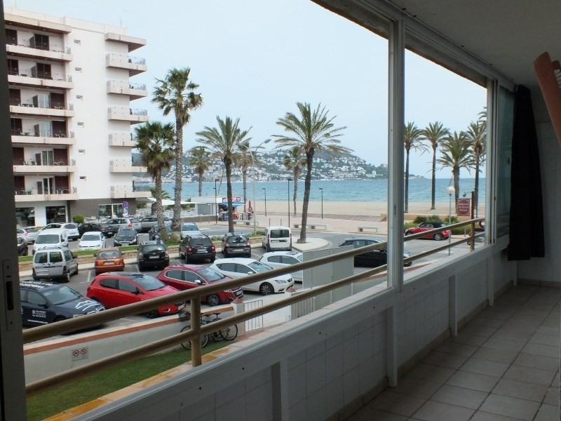 Location vacances appartement Roses santa - margarita 400€ - Photo 8
