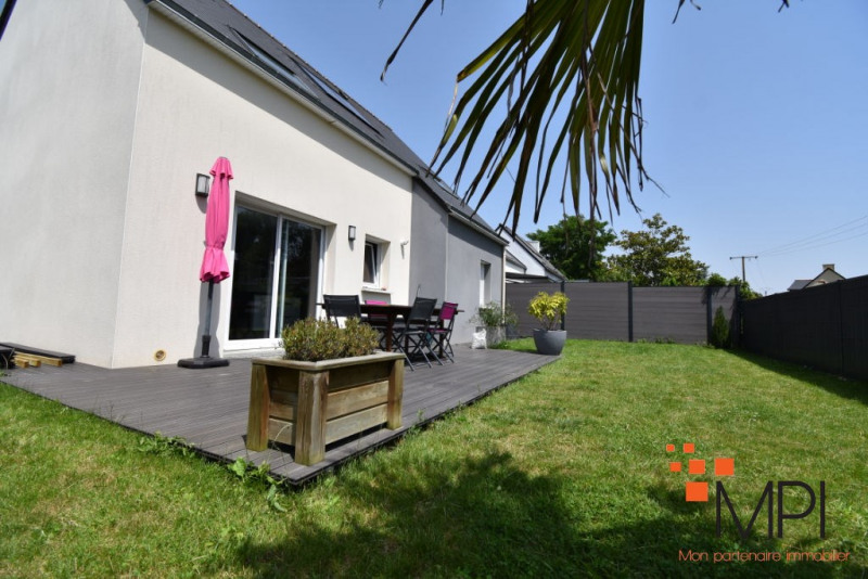 Sale house / villa La chapelle thouarault 252 890€ - Picture 4