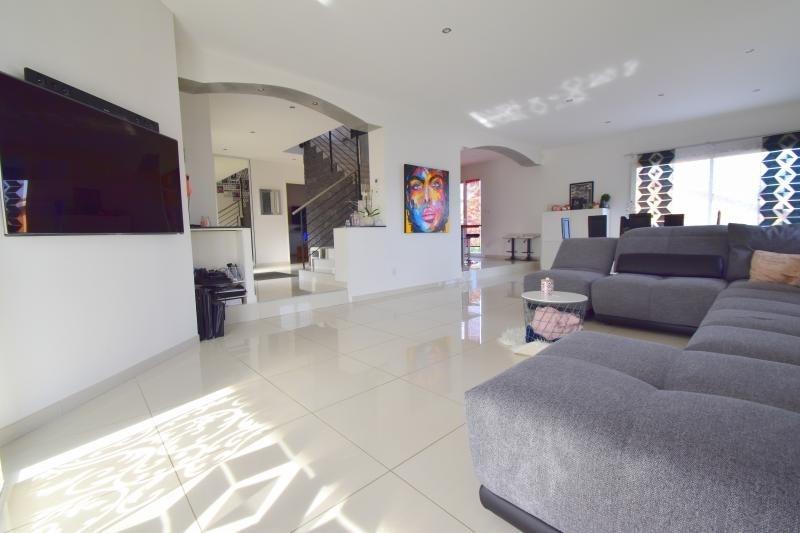 Vente maison / villa Villette d'anthon 540000€ - Photo 5