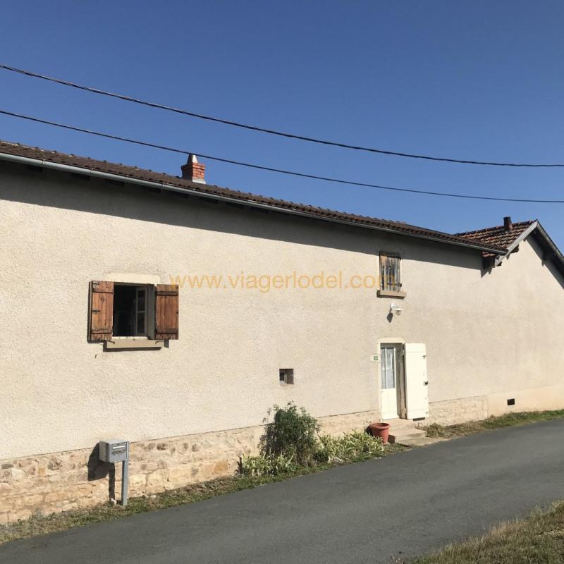 Verkauf auf rentenbasis haus Belleville-en-beaujolais 68000€ - Fotografie 3