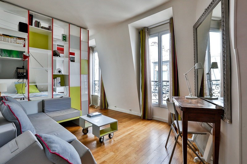 Investment property apartment Paris 12ème 244 000€ - Picture 2