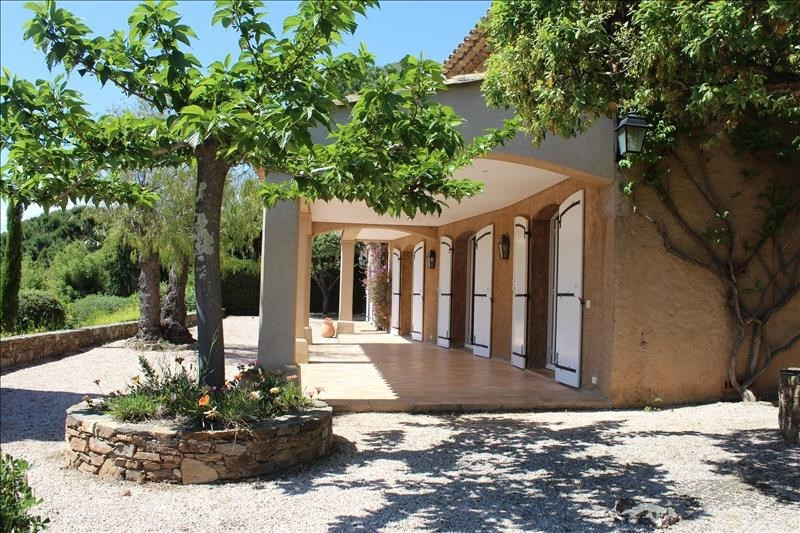 Deluxe sale house / villa Sainte maxime 1 260 000€ - Picture 3