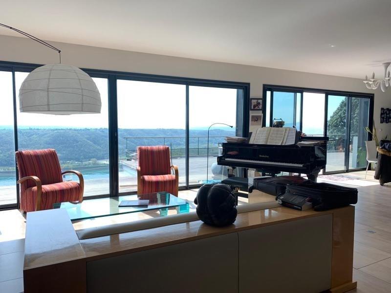 Vente de prestige maison / villa Tupin et semons 745000€ - Photo 4