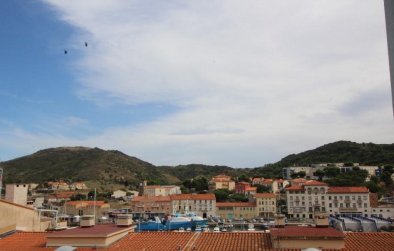 Sale apartment Port vendres 295000€ - Picture 1