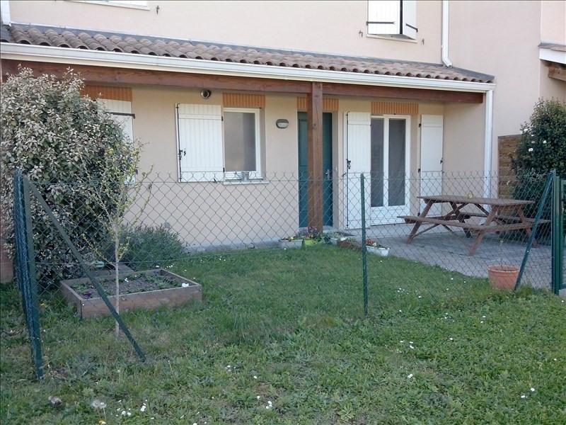 Location appartement Aussonne 585€ CC - Photo 1