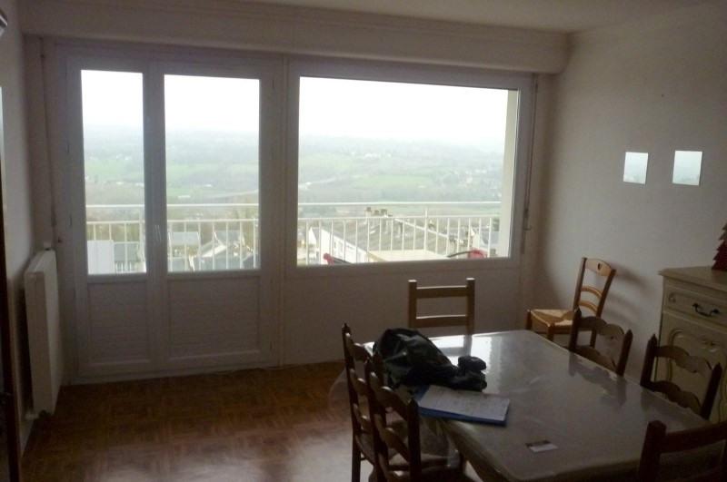 Sale apartment Lisieux 82000€ - Picture 1
