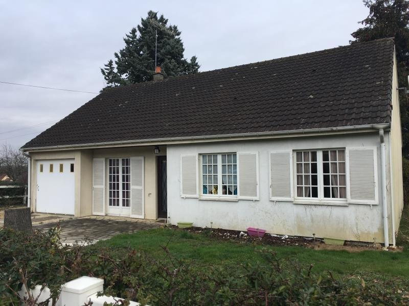 Location maison / villa St hilaire la gravelle 590€ CC - Photo 12