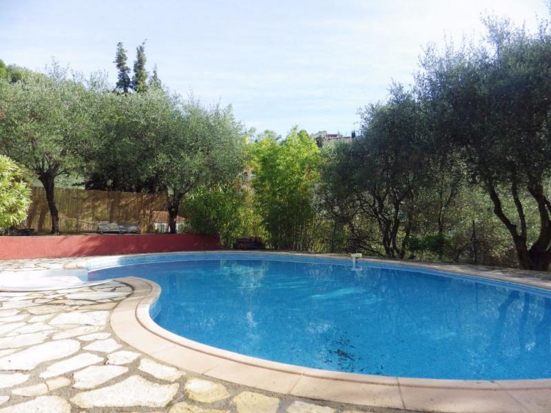 Vente de prestige maison / villa Colomars 600000€ - Photo 2