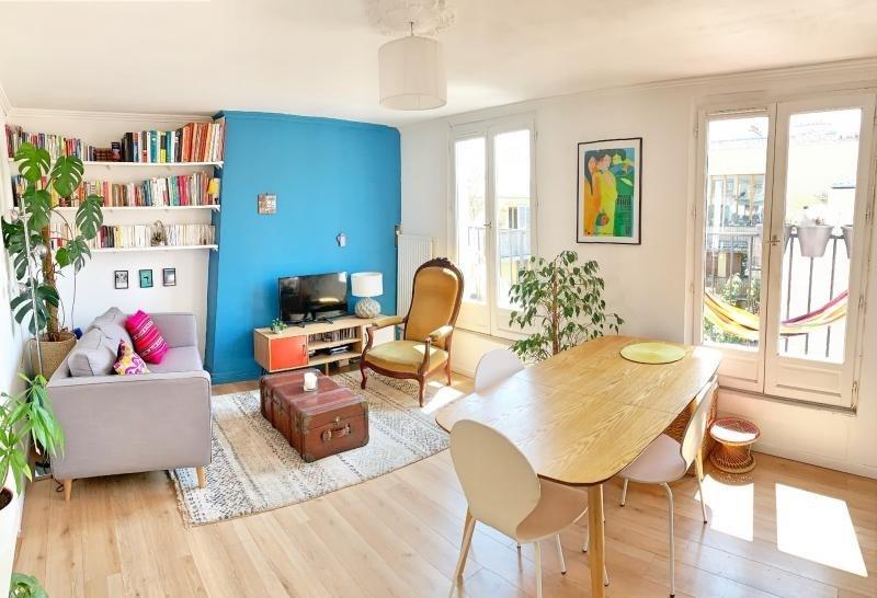Sale apartment Paris 19ème 419000€ - Picture 1