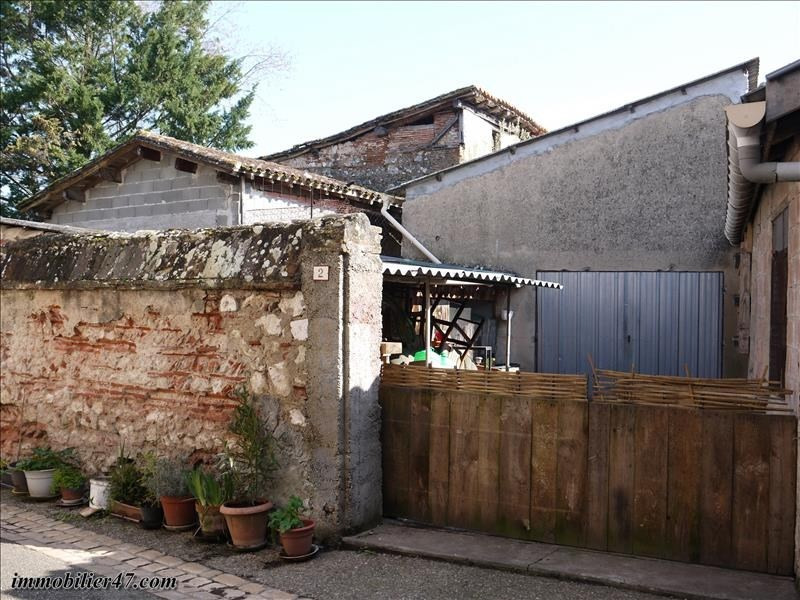 Vente immeuble Castelmoron sur lot 58 800€ - Photo 12