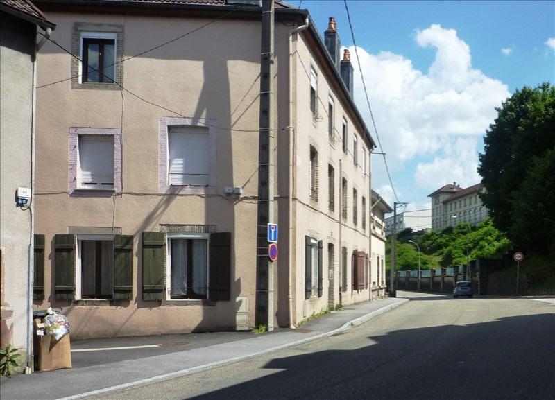 Sale apartment Remiremont 59990€ - Picture 1