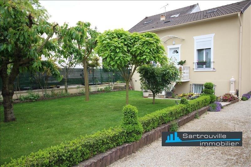 Vente maison / villa Sartrouville 325000€ - Photo 1