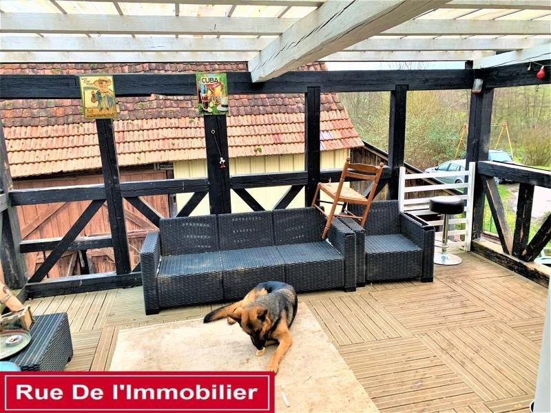 Vente maison / villa Bremmelbach 136960€ - Photo 4