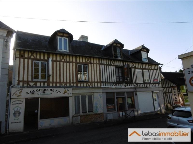 Vente immeuble Doudeville 55000€ - Photo 1