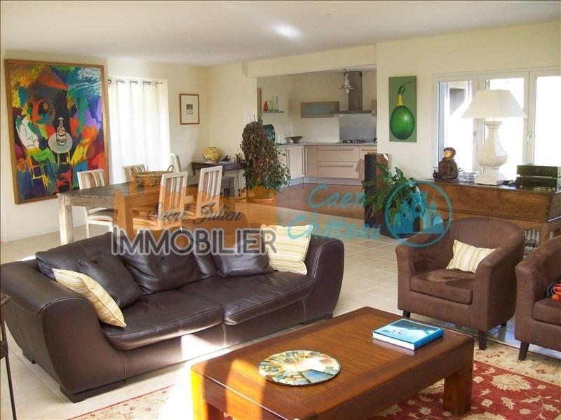 Verkoop  huis St come de fresne 486300€ - Foto 3