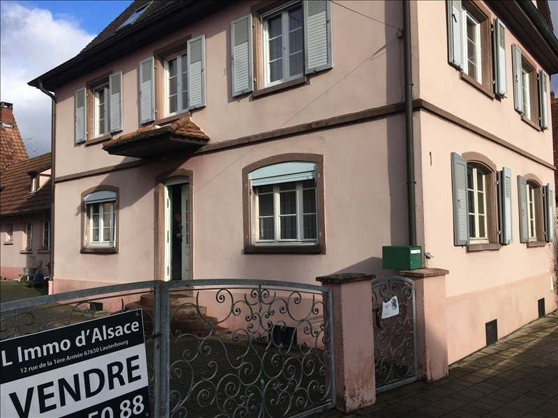 Vente maison / villa Hatten 274000€ - Photo 5